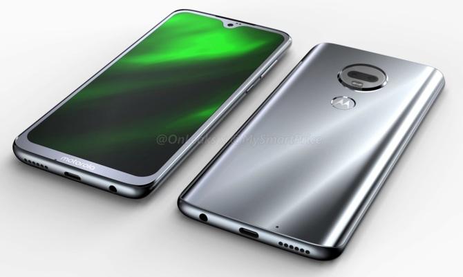 Motorola Moto G7 - są już pierwsze rendery smartfona [2]