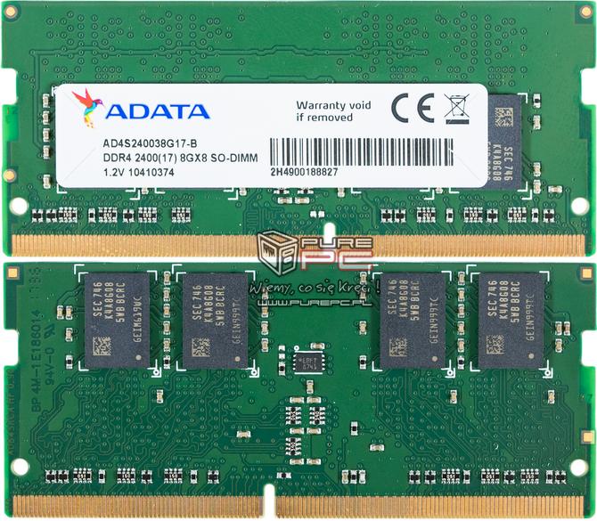 Samsung zmniejsza produkcję pamięci operacyjnej DRAM [2]