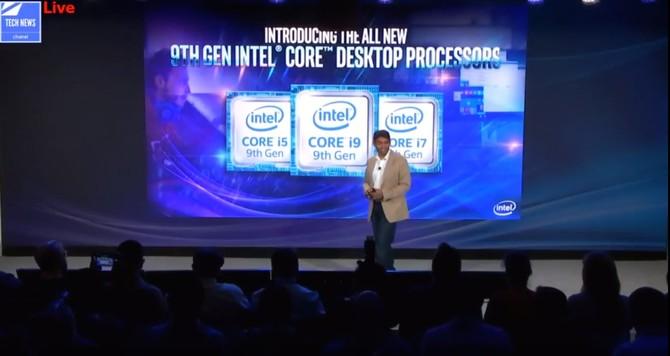 Intel Coffee Lake Refresh - oficjalna prezentacja procesorów [4]