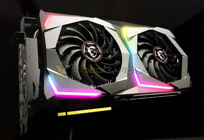 MSI GeForce RTX 2070 Gaming X na pierwszym zdjęciu [1]