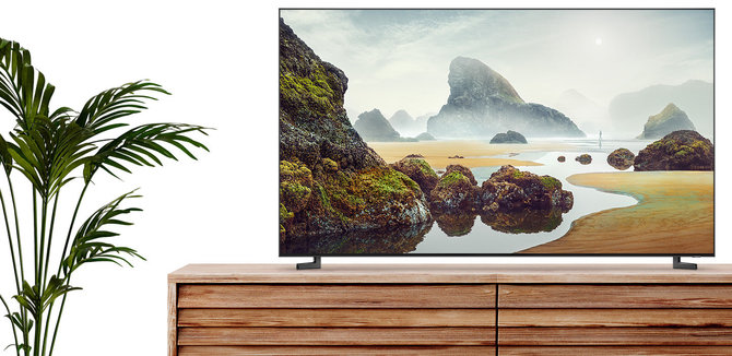 Samsung Q900: TV 8K za 15 tys. dolarów dostępny w październiku [1]