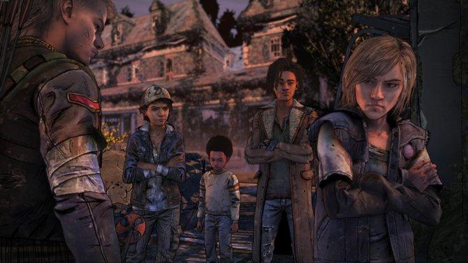 The Walking Dead - gra uratowana przez studio Skybound Games [1]