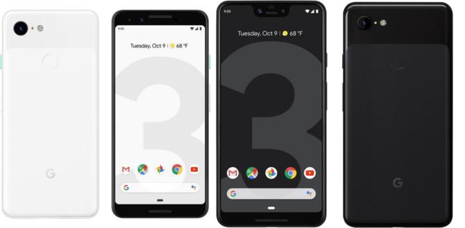 Google Pixel 3 i Pixel 3 XL oficjalnie zaprezentowane [1]