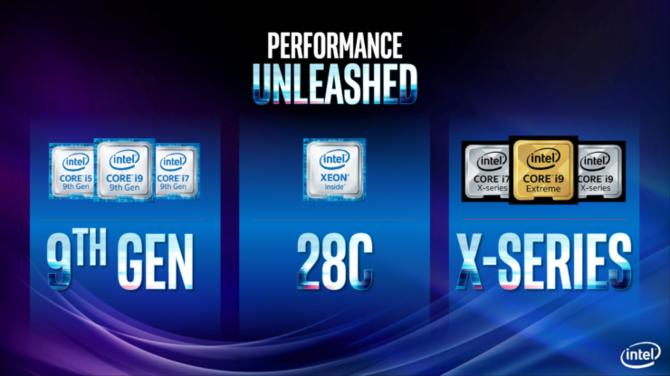 Intel zapowiada chipy Skylake-X Refresh wraz z Xeonem W-3175X [1]