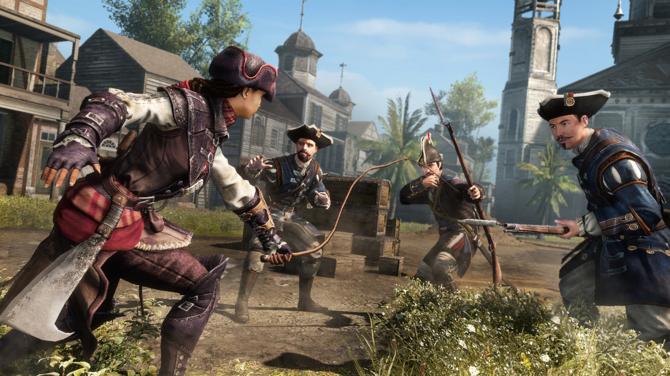 Assassin's Creed III Remastered - Ubisoft zdradza nowe szczegóły  [1]