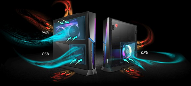 MSI Trident X - niewielki desktop z Core i9-9900K i RTX 2080 Ti [2]