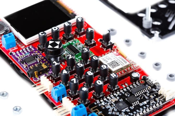 MAKERphone: kup sobie smartfon do samodzielnego montażu [4]