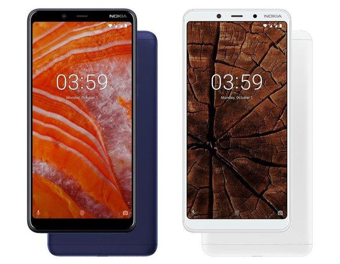 Nokia 3.1 Plus - rozsądnie wyceniony 6-calowy smartfon [1]