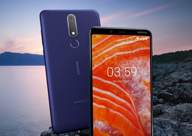 Nokia 3.1 Plus - rozsądnie wyceniony 6-calowy smartfon [2]