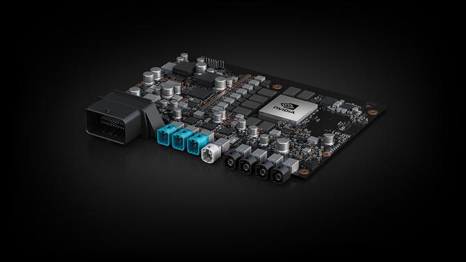 NVIDIA dostarczy zaawansowane SI samochodom Volvo [2]