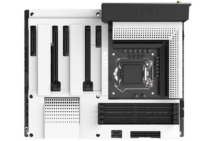 NZXT N7 Z390 pod nowe CPU Intela: elegancja z górnej półki [3]