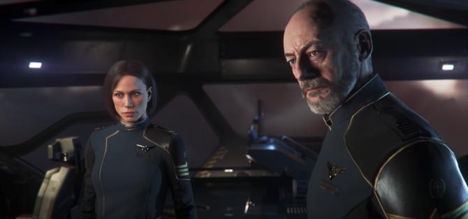 Star Citizen: nowy trailer z plejadą celebrytów i świetną grafiką [2]