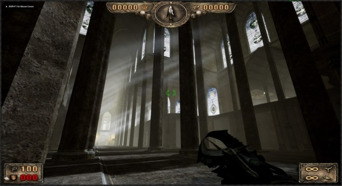 Painkiller Redux: screeny fanowskiego remake'a na Unreal Engine 4 [1]