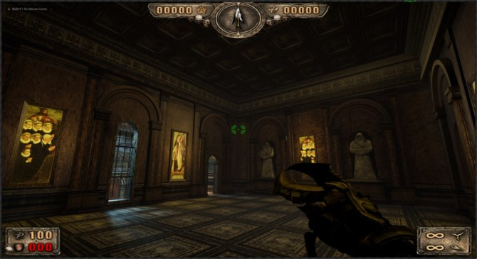 Painkiller Redux: screeny fanowskiego remake'a na Unreal Engine 4 [2]