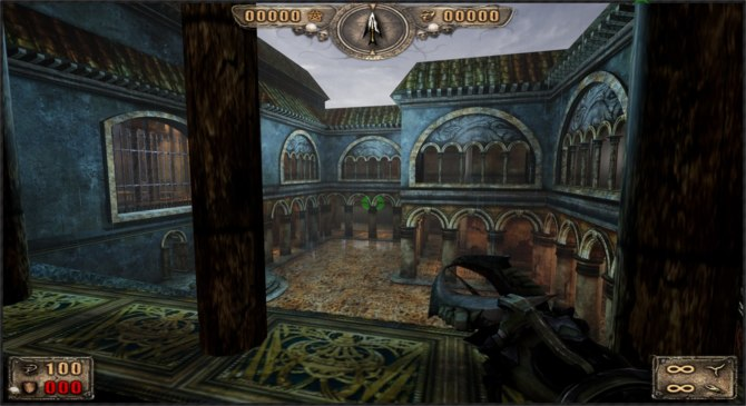 Painkiller Redux: screeny fanowskiego remake'a na Unreal Engine 4 [3]