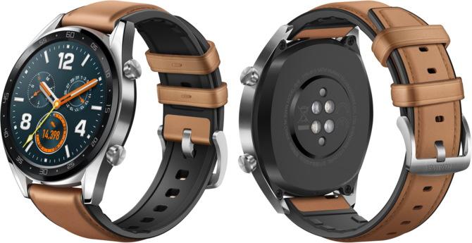 Huawei Watch GT - nowy smartwatch z wydajnym akumulatorem [1]
