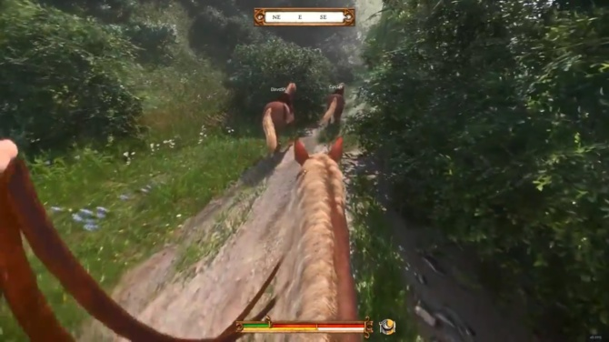 Kingdom Come: Deliverance - prace nad modem na multiplayer  [1]