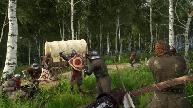 Kingdom Come: Deliverance - prace nad modem na multiplayer  [2]