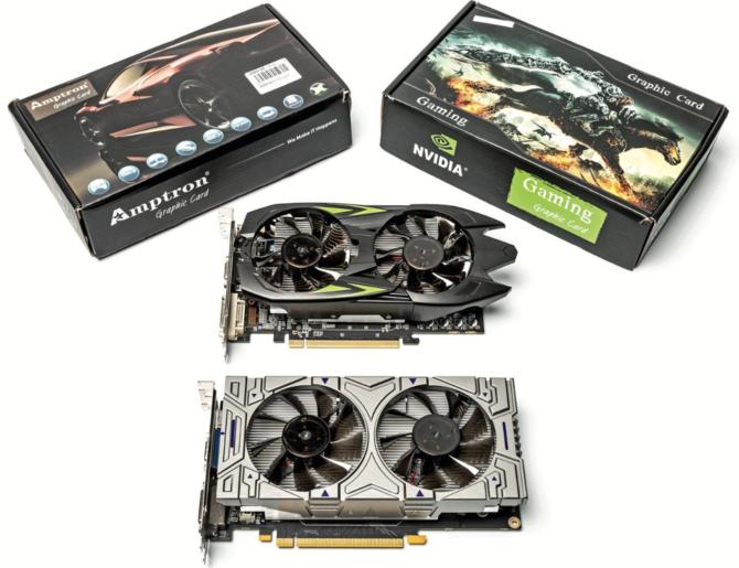 Na Ebay'u pojawiły się fałszywe wersje GeForce GTX 1060 3GB [1]