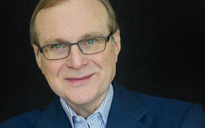 Nie żyje współzałożyciel Microsoftu Paul Allen. Zmarł w wieku 65 lat [1]