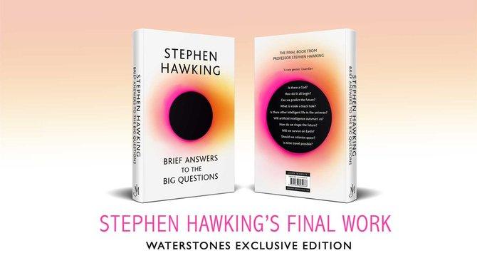 Stephen Hawking w najnowszej książce ostrzega przed superludźmi [3]