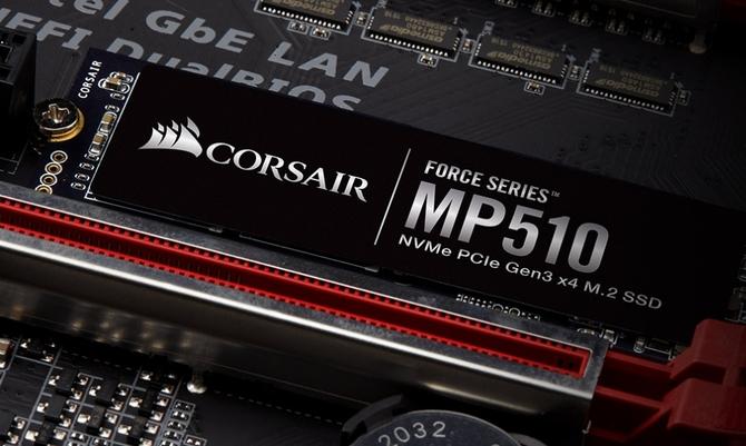 Corsair Force MP510 - nowa seria wydajnych dysków SSD [3]