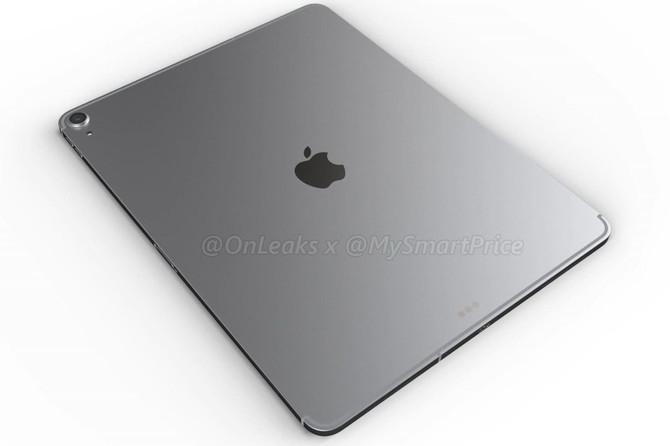 Nowy iPad Pro - będzie Face ID, cienkie ramki i wyższa cena [3]