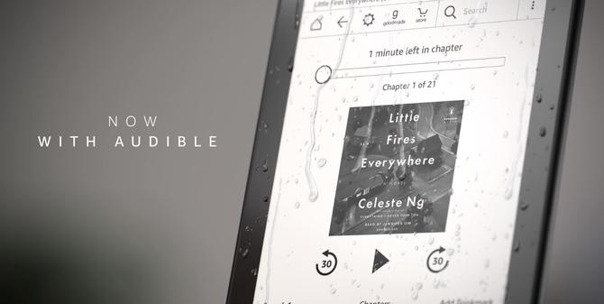 Odświeżony Kindle Paperwhite. Praktyczniejszy i wodoodporny [1]