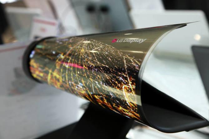 Składane tablety już za rogiem? LG dostarczy giętkie ekrany Lenovo [2]