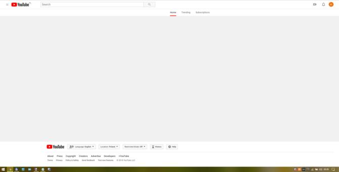 Światowa awaria serwisu YouTube. Największa w historii [1]