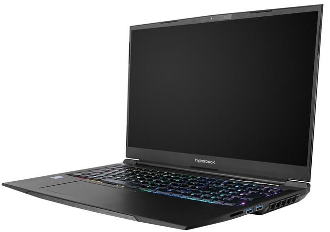 Hyperbook Pulsar Z17 - premiera nowego laptopa do gier i pracy [3]