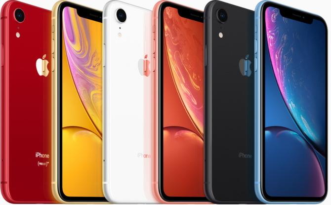 Apple iPhone Xr od dzisiaj dostępny w przedsprzedaży [1]
