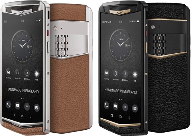 Vertu Aster P - luksusowa marka smartfonów wraca do życia [1]