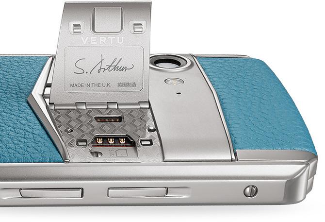 Vertu Aster P - luksusowa marka smartfonów wraca do życia [2]