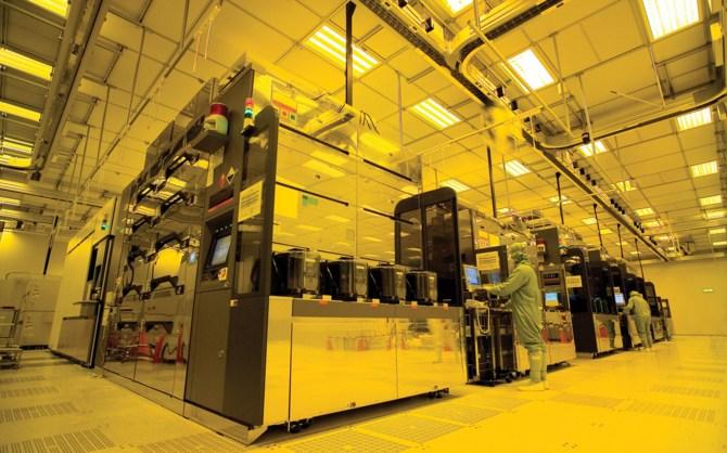 TSMC stawia na litografię 7 nm. Także z wykorzystaniem EUV [4]