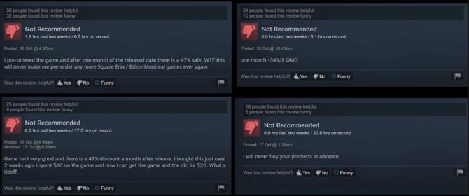 Gracze nie są zadowoleni z obniżki ceny Shadow of the Tomb Raider [3]
