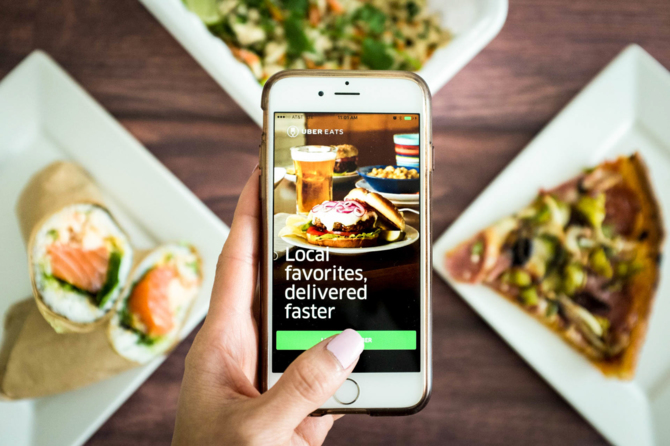 Uber Eats planuje w 2021 dostarczać jedzenie za pomocą dronów [3]