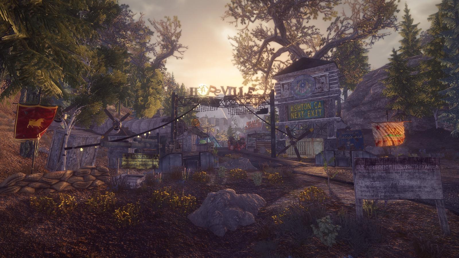 Fallout New California Mega modyfikacja dla fan³w pustkowi