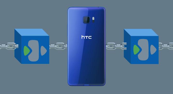 HTC prezentuje HTC Exodus 1 - smartfon oparty na blockchain  [3]