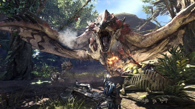 Monster Hunter World za darmo do wybranych kart GeForce GTX [2]