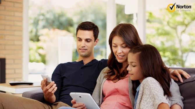 Raport Nortona: Jak dzieci korzystają z urządzeń mobilnych [1]