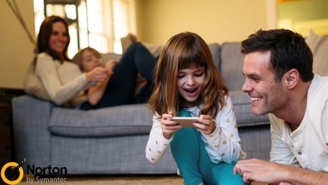 Raport Nortona: Jak dzieci korzystają z urządzeń mobilnych [2]