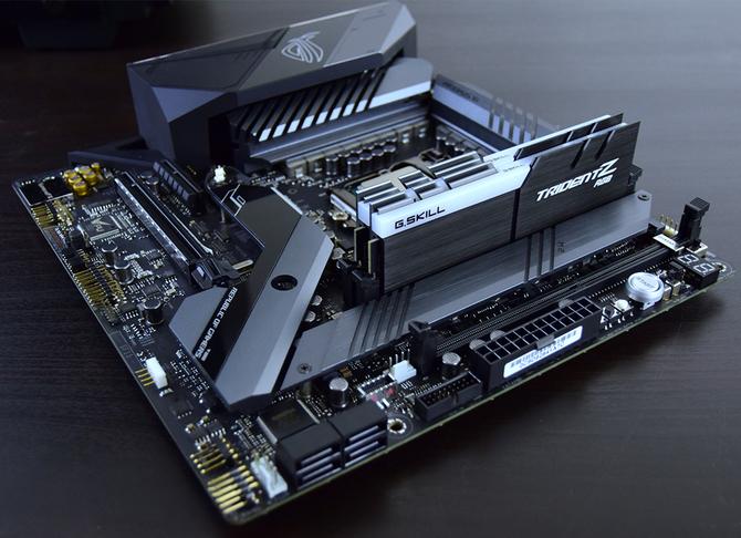 G.Skill z nowym rekordem taktowania DDR4. Osiągnięto 5566MHz  [1]