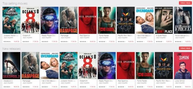 Google Play zaktualizuje filmy Full HD do rozdzielczości 4K [2]