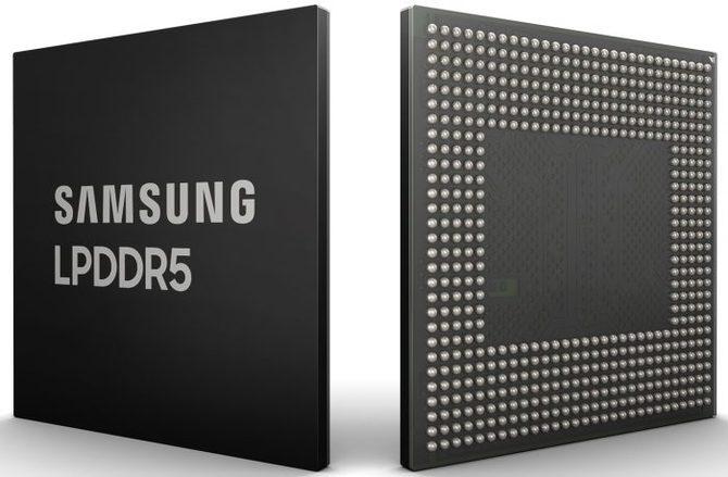 Samsung zapowiada smartfony z kośćmi UFS 3.0 i LPDDR5 [1]