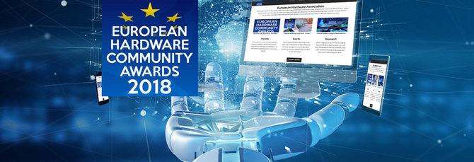 Wyniki głosowania European Hardware Community Awards 2018 [1]