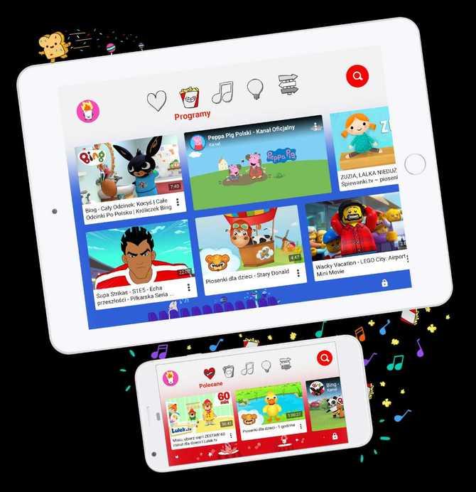 YouTube Kids: kanały filmowe specjalnie wybrane dla dzieci [4]