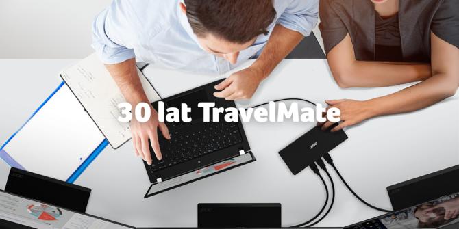 Acer TravelMate obchodzi 30-lecie - jakie promocje na nas czekają? [1]