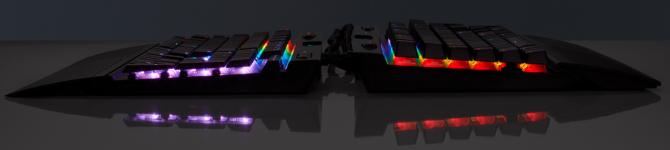 Corsair K70 RGB MK.2 z przełącznikami Cherry MX Low Profile [5]