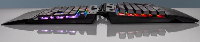 Corsair K70 RGB MK.2 z przełącznikami Cherry MX Low Profile [6]